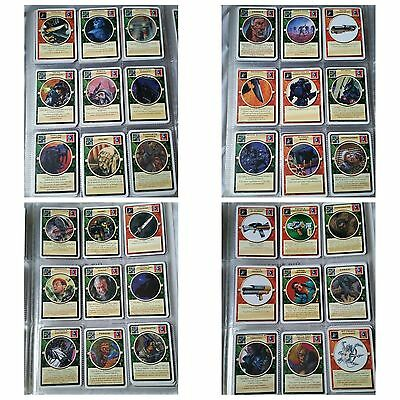 Lotto #13 Stock 36 Cards Mutant Chronicle Doomtrooper In Italiano