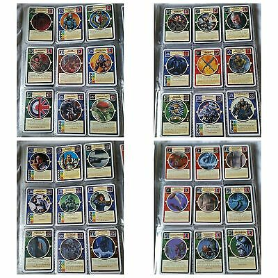 Lotto #06 Stock 36 Cards Mutant Chronicle Doomtrooper In Italiano