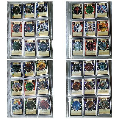 Lotto #01 Stock 36 Cards Mutant Chronicle Doomtrooper In Italiano