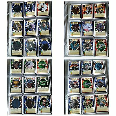 Lotto #07 Stock 36 Cards Mutant Chronicle Doomtrooper In Italiano