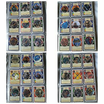 Lotto #04 Stock 36 Cards Mutant Chronicle Doomtrooper In Italiano