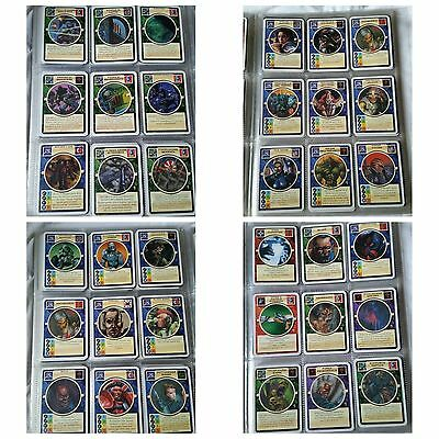 Lotto #11 Stock 36 Cards Mutant Chronicle Doomtrooper In Italiano