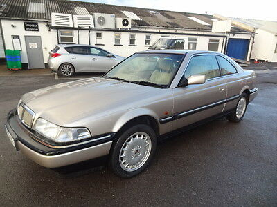 1996 Rover 800 Sterling Coupe 2.5 V6 Auto 1 Owner 56K