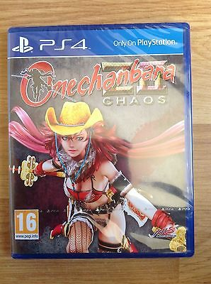 Onechanbara Z2: Chaos PS4 NEW & SEALED