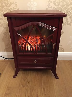 Electric Stove Fireplace