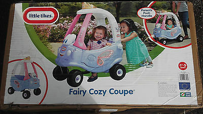 Little Tikes Fairy Cozy Coupe Car - Brand New Boxed Sealed