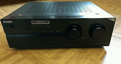 Sony TA-FB920R Stereo integrated Amplifier