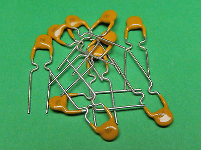 10x PTC RESETTABLE FUSE  Polyswitch POLYFUSE BOURNS Multi-Variation Listings