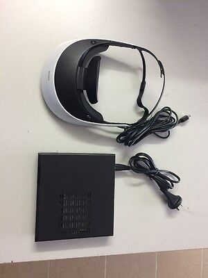 Sony HMZ-T2 Wearable Personal Viewer headset HDTV 2D/3D - AS NEW
