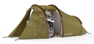 Redverz Atacama Tent 2017 Model Motorcycle Motorbike Lightweight Expedition