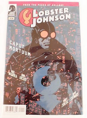 new ..lobster johnson   -1st issue -NPC sealed and carded, MINT