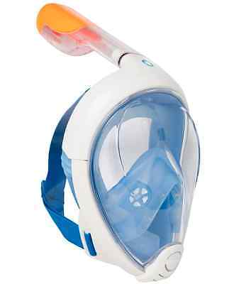 Full Face Snorkel Mask  Tribord Easy Breath  180 Vision Gopro