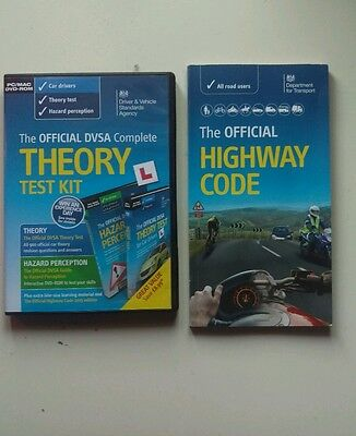Official DVSA Theory Test Kit & Highway Code