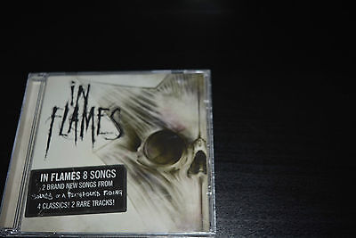 In Flames - Rockhard Limited cd ...8 Songs ..