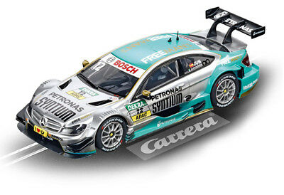 "Carrera 30742 - Digital 132 AMG Mercedes C-Coupe DTM ""D. Juncadella, No.12"" Auto"