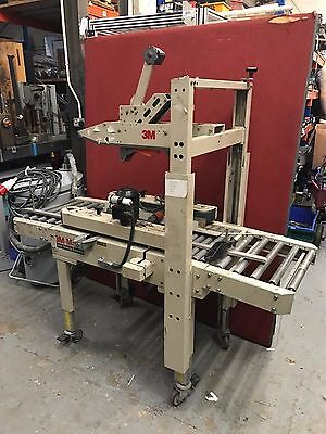Scotch Adjustable Case Sealer, 240 Volts, 1.6 Amps - Used Condition