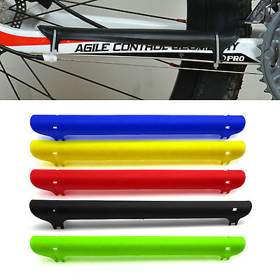 MTB Bike Bicycle Chain Protector Chain Chainstay Rubber Cover Guard Multi-Color