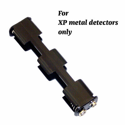 Battery Holder for XP Metal Detectors Only - 4 x AA batteries
