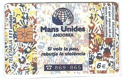 Andorra Phonecard - AND127 - Used