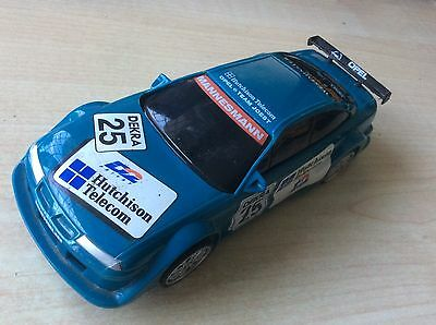 Scalextric  Opel Calibra  Hutchinson  C2110    Good Condition Unboxed
