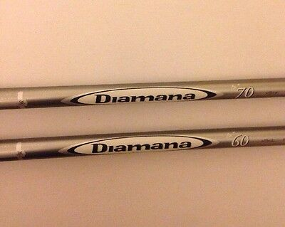 DIAMANA whiteboard 60 or 70 stiff x5ct driver shaft NEW