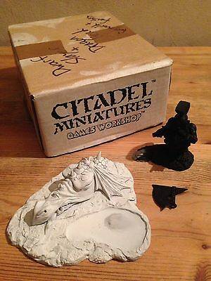 Forgeworld Dwarf Dragon Slayer Statue Boxed OOP