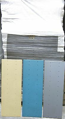 "Lyon Heavy Duty 18 gauge Shelving 36"" x 12"" Shelf Shelves VG Condition 3 Colors!"