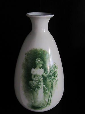 Antique Printemps vase by Rosenthal.