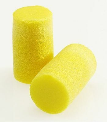 3M 310-1101 E-A-R Classic Plus 10051 Uncorded Earplugs (pack of 200)