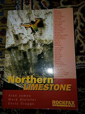 Northern Limestone by Alan James, Chris Craggs (Paperback, 2004)