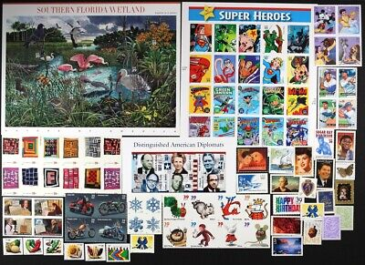 US 2006 Commemorative Year Set 111 stamps including Sheets, Mint NH, see scans