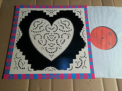 V/A - THE 20th ANNIVERSARY OF SUMMER OF LOVE 1987 - 1967 - LP - SR6787 - NL 1987