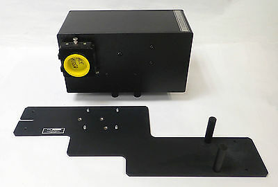 EG&G NM-3DH MONOCHROMATOR OPTION 2 with MM-20 MOUNTING BRACKET - GREAT CONDITION