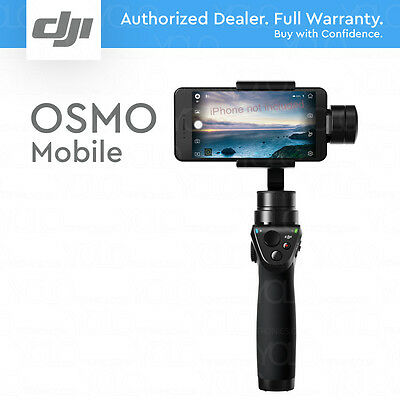 DJI OSMO Mobile 3-axis Gimbal System Stabilizer for Smartphones  IN STOCK ***