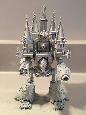 Classic Imperial Imperator Titan Epic Warhammer 40K Undercoated