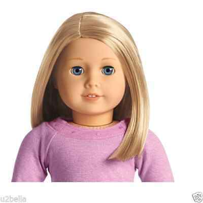 American Girl Truly Me Doll, Light Skin, Blond Hair, Blue Eyes NEW in Box  NRFB