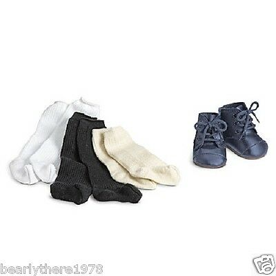 American Girl Addy's Shoes & Socks   Brand NEW in Box