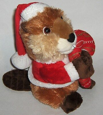 AVON Christmas Singing Beaver sings the most beautiful time of the year  2012