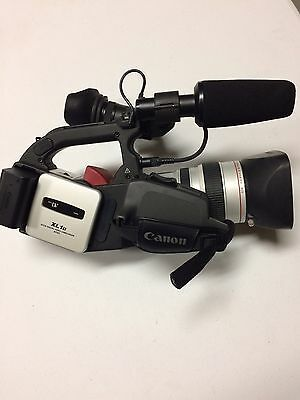 Canon DM-XL1S 3CCD Professional Digital Video Camera Camcorder