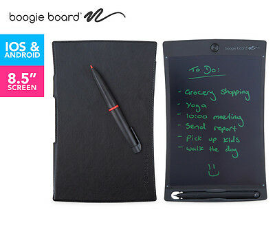 "Boogie Board Jot 8.5"" LCD eWriter Bundle - Black"