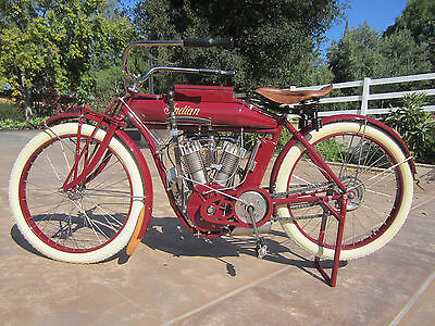 1912 Indian Indian V-Twin  1912 Indian V-Twin