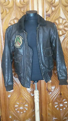 US Navy flight jacket, mid to late 60 s, Type G-1