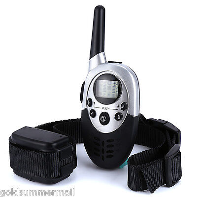 E613 LCD Pet Dog Training Collar Rechargeable 1000m RC Electric Tool