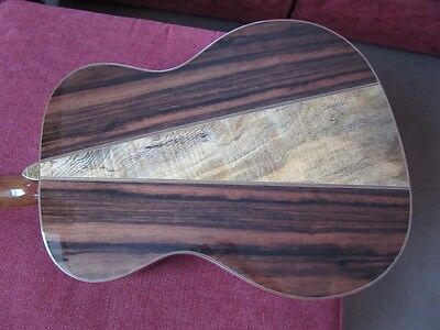 Simply The Best Sounding Exotic Woods, Electro Acoustic Electric Guitar Rrp £450