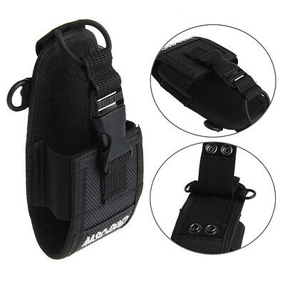 MSC-20D Nylon Radio Bag for Baofeng UV3R+Plus Puxing PX-777 Plus PX888 K A194
