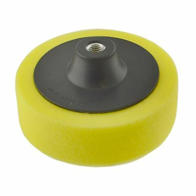 Filetage M14 150mm polissage jaune rdp / Sponge