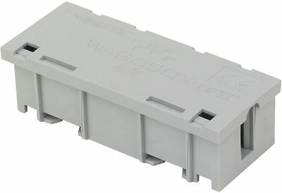 WAGO 51257303 Grey Lighting Junction Box (Pack of 10) -Inc VAT and Free Delivery