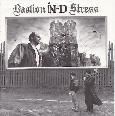 7 45 IN-D Bastions IN-D Stress rare MINT orig. Single