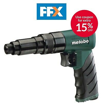 Metabo DS 14 Compressed Air Screwdriver