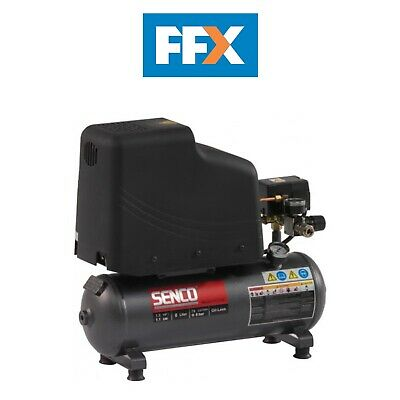 Senco PC1248UK2 1.5HP 8ltr Compressor 240V